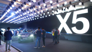 The Fifth at Rockwell | Events | BMW X5 Launch